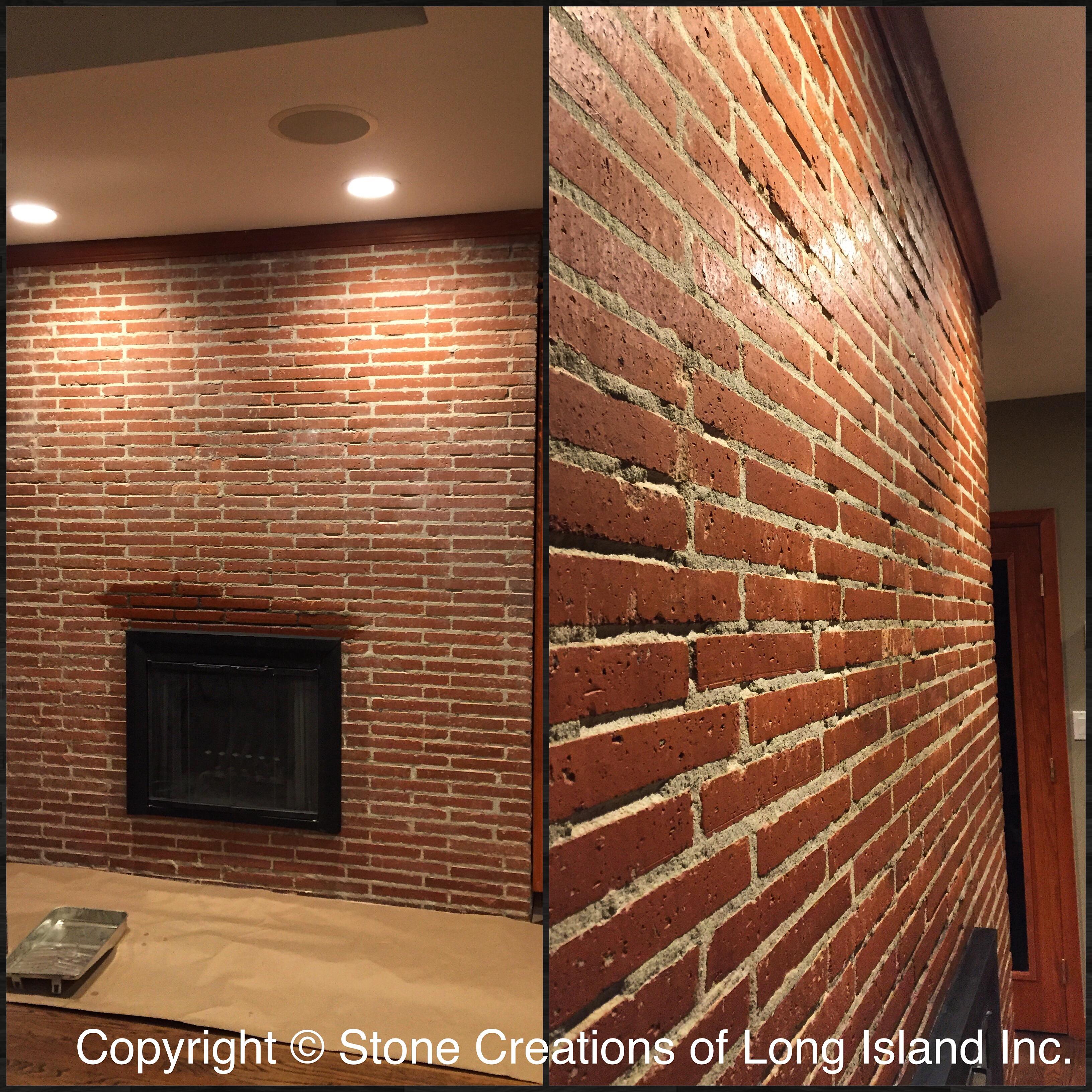 Beau Seal Brick Wall Interior Shapeyourminds